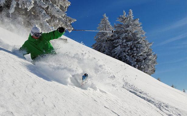 Les Habères - ski de piste