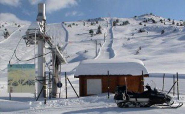 Gréolières-les-Neiges - téléski