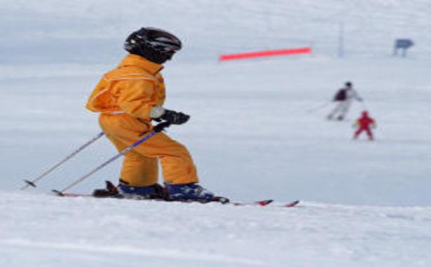 Le Brabant - Ski enfant