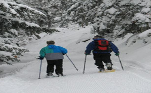 Val Louron - Randonnée en raquettes