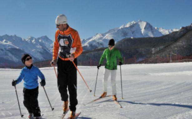 Val d'Azun - Ski de fond