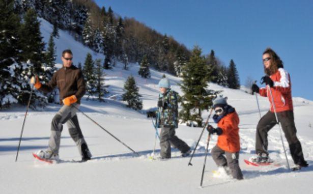 Val d'Azun - Randonnée en raquettes