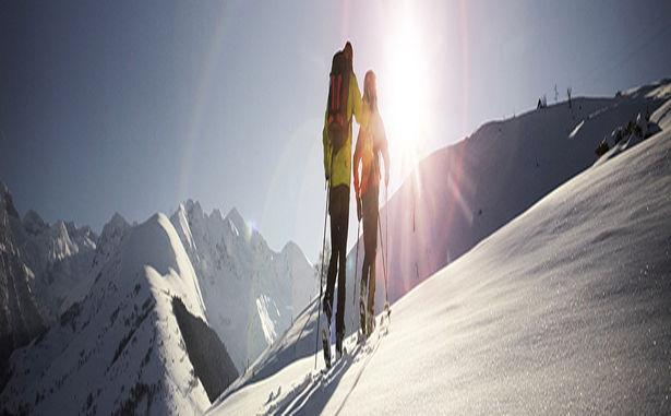 Superbagnères - Ski de randonnée