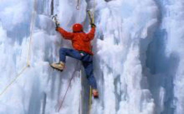 Sixt Fer à Cheval - Cascades de glace