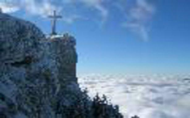 Savoie Gand Revard - Croix Nivolet