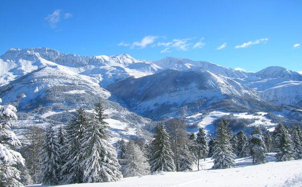 Seyne-les-Alpes - Grand-Puy(Le) - Massif