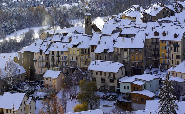 Seyne-les-Alpes - Grand-Puy(Le) - Village