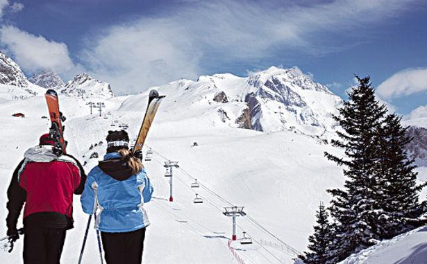 Pralognan-la-Vanoise - Remontées écaniques