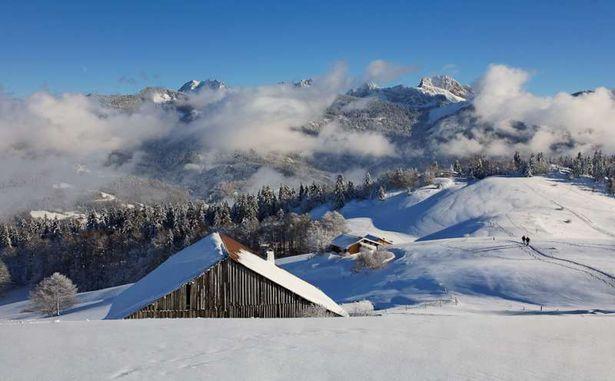 Megevette - Alpage