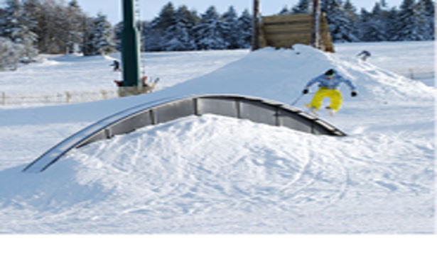 La Schlucht - Snowpark