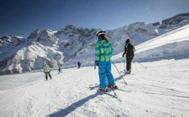 Gavarnie-Gèdre - Pistes de ski alpin