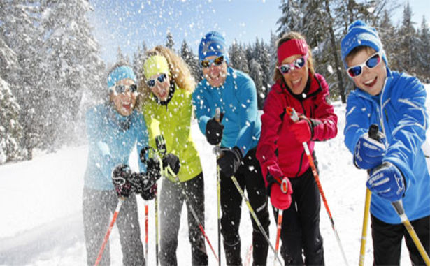 Saint-Léger-Les-Mélèzes - Ski en famille