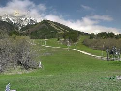 Webcam Webcam Gresse en Vercors Grand Veymont