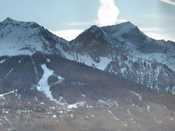 Webcam Vanoise Express