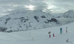 Webcam Les 2 Alpes, Vallée Blanche à 2100m Les Deux-Alpes