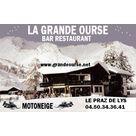 Restaurant la grande ourse