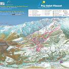 Puy-St-Vincent plan des pistes