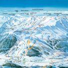 Alpe-du-Grand-Serre plan des pistes