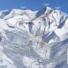 Le Mont-Dore plan des pistes